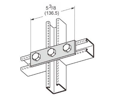 孔平面连接件 L1006
