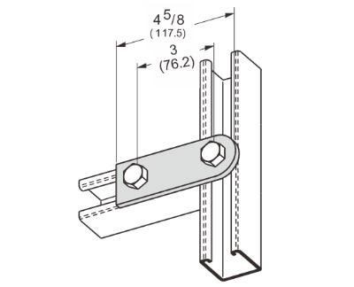 孔平面连接件 L1011