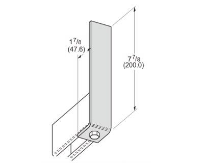 孔直角连接件 L1103