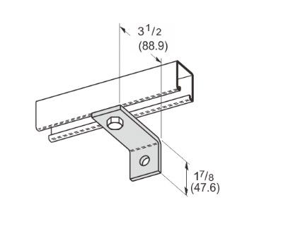 孔直角连接件 L1109
