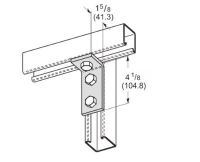 孔直角连接件 L1112