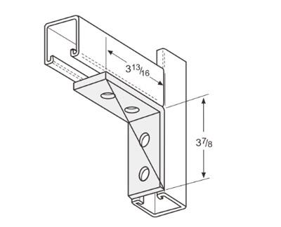 孔直角连接件 L1117