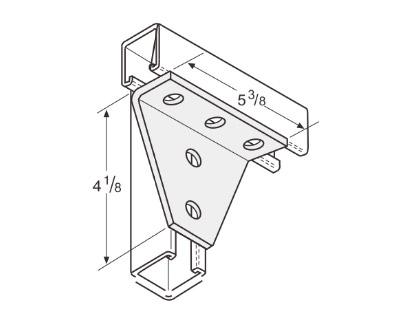 孔直角连接件 L1129
