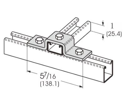 孔U型连接件 L1312