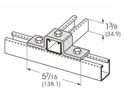 孔U型连接件 L1313