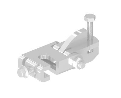 抗震支架专用构件2-L1428