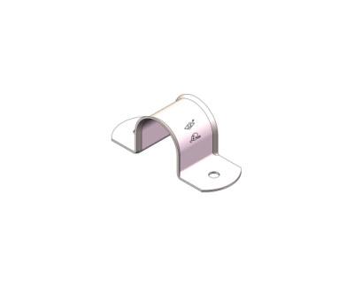 单立2孔管夹