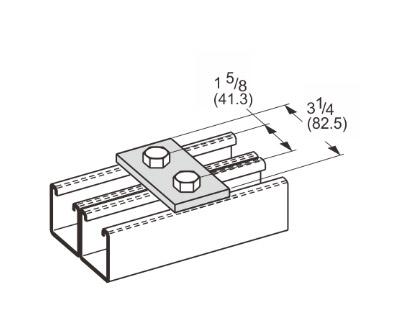 孔平面连接件 L1004