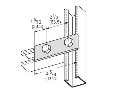 孔平面连接件 L1005