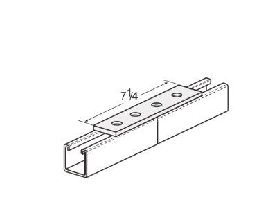 孔平面连接件 L1008