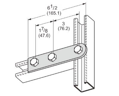 孔平面连接件 L1012