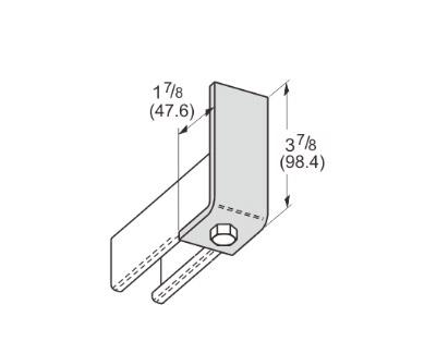 孔直角连接件 L1101