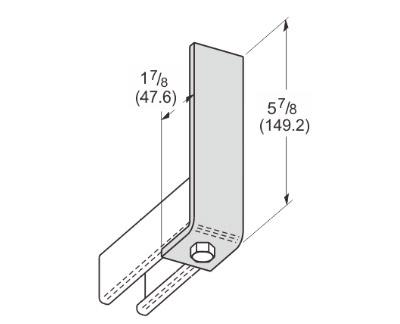 孔直角连接件 L1102
