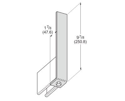 孔直角连接件 L1104