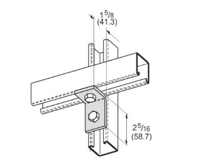 孔直角连接件 L1105