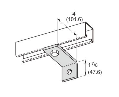 孔直角连接件 L1110
