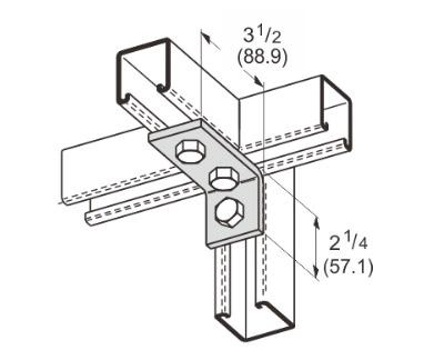 孔直角连接件 L1111