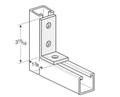 孔直角连接件 L1113