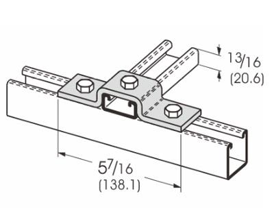 孔U型连接件 L1311