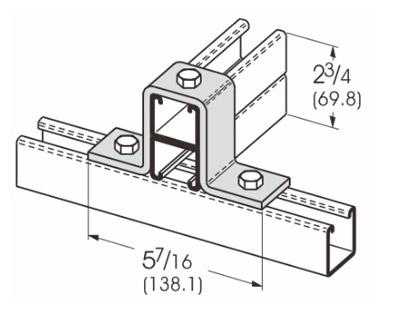 孔U型连接件 L1314