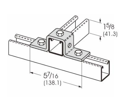 孔U型连接件 L1316
