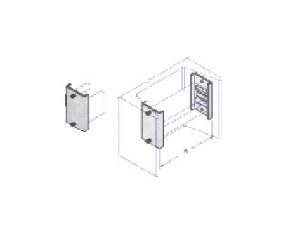 槽钢柱梁夹 L1411