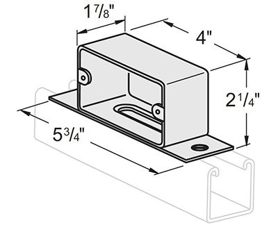 引线盒 L1416